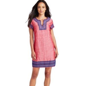 Vineyard Vines Embellished Tunic Dress